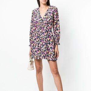 NWT Saloni Mirage Print Dress